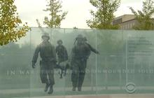 Nation prepares to open memorial for wounded vets