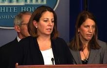 "White House: Travel ban would ""impede"" Ebola response"