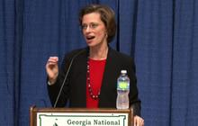 Georgia Senate candidates clash on outsourcing, immigration