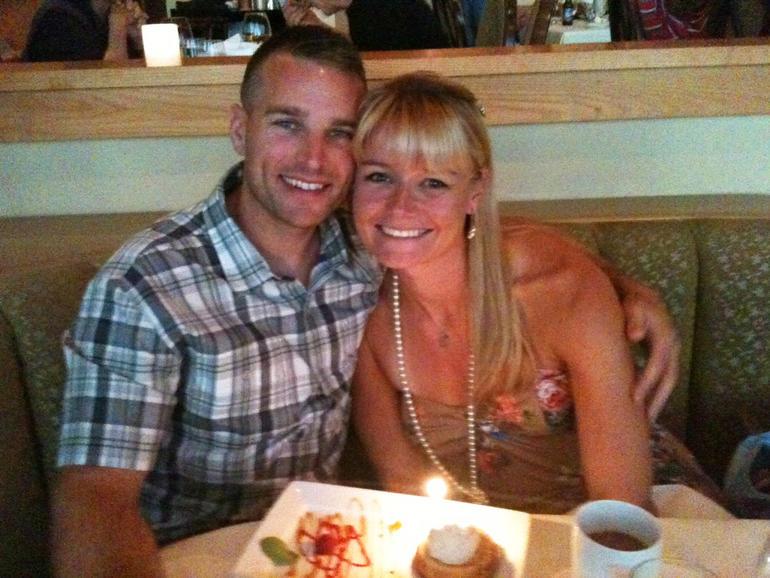 Scott and Kristen Cunnane