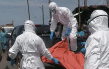 WHO: Ebola outbreak could grow by 10,000 cases a week