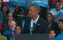 Midterm elections: Democrats distancing themselves from Obama