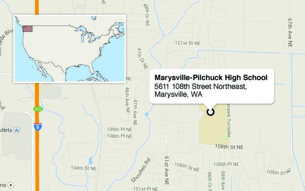 马里斯维尔-pilchuck-高schoolmap.jpg