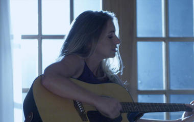 Angela Rose finds solace from trauma in music