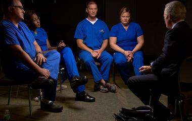 Dallas nurses facing 21-day Ebola countdown