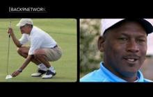 Michael Jordan slams President Obama's golf skills