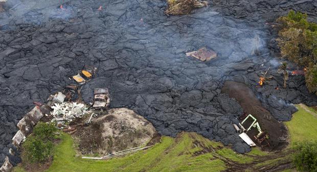 Big Island House Insurance Volcano