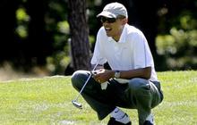 Obama responds to Michael Jordan's golf jab