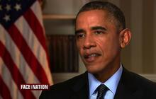"Obama: Despite Washington gridlock, ""I love this job"""