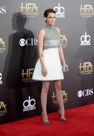 Hollywood Film Awards 2014 red carpet