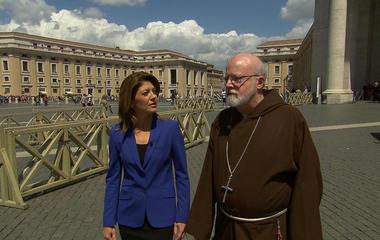Cardinal Seán O'Malley's careful candor