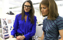 Norah O'Donnell discusses interview with the brains behind J. Crew