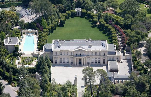10 of the worlds most expensive homes cbs news for Zillow com los angeles