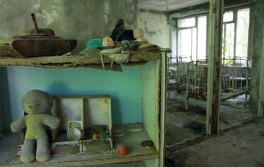 "Chernobyl's ""invisible"" danger"