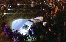 Grand jury decision ignites violence and looting in Ferguson