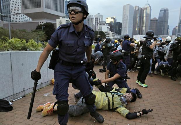 "Hong Kong's ""Umbrella Revolution"""