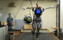 """Atlas"" trains for the DARPA Robotics Challenge"