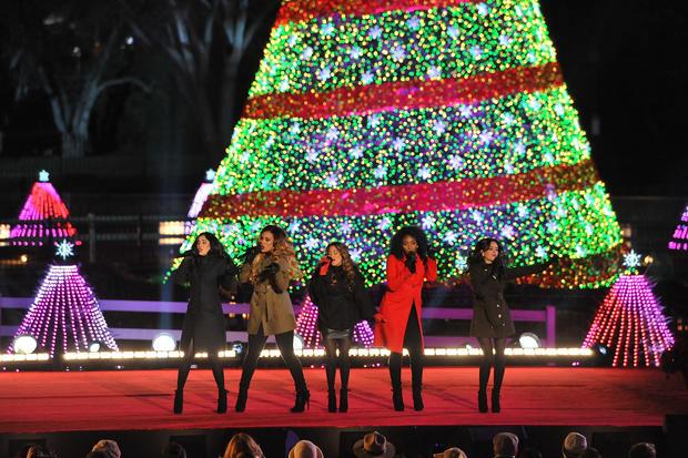 Stars at the holidays