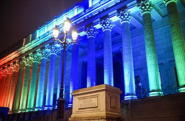 Lyon Festival of lights