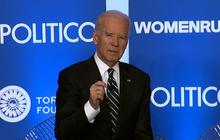 "Joe Biden: Report that CIA misled about its torture tactics a ""badge of honor"""