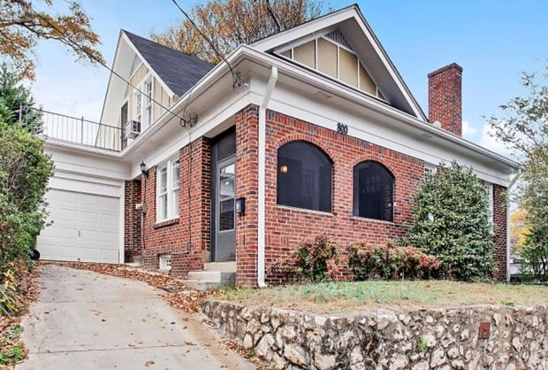 Homes what you can buy for around 500 000 cbs news for Modern homes atlanta zillow