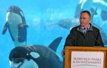 Sea World CEO is stepping down