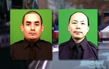 NYC mourns two police officers shot to death