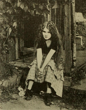 Florence Lawrence, the first movie star