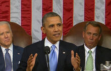 Capital gains tax hike, big banks eyed in Obama's State of the Union address