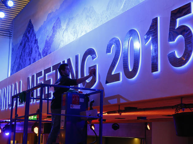 How Davos prepared for the World Economic Forum