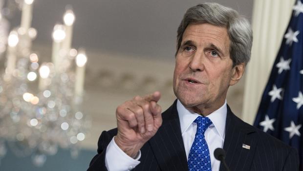 Kerry: Halep Düşse Bile Savaş Bitmeyecek