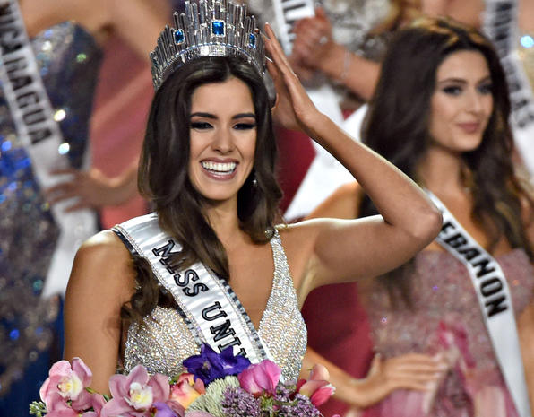 Miss Universe Paulina Vega: Miss Colombia Crowned Miss