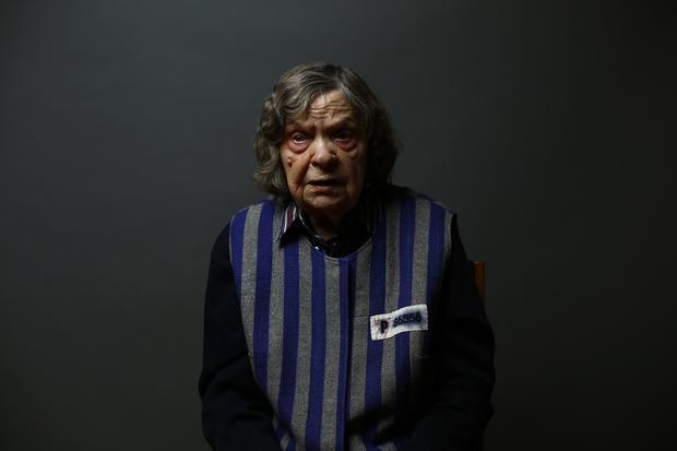 Auschwitz survivors tell their story 70 years later