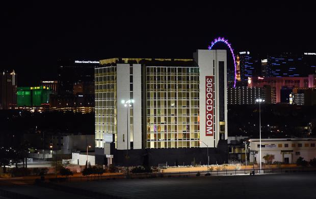 next casino to be imploded in las vegas