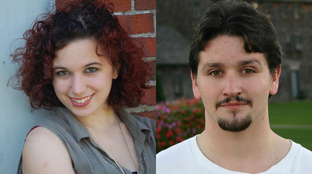 Kat McDonough和Seth Mazzaglia