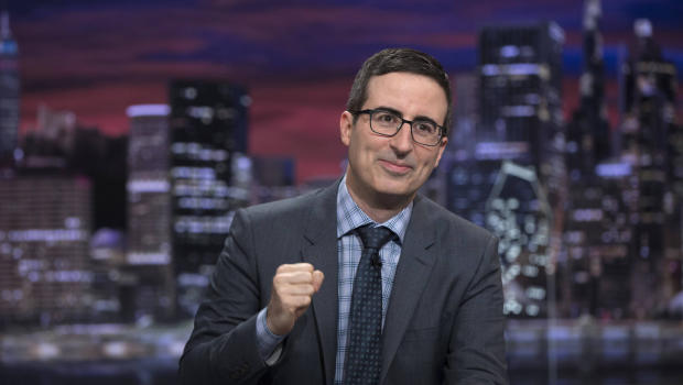 John Oliver Makes Some Official Endorsements on 'Last Week Tonight'