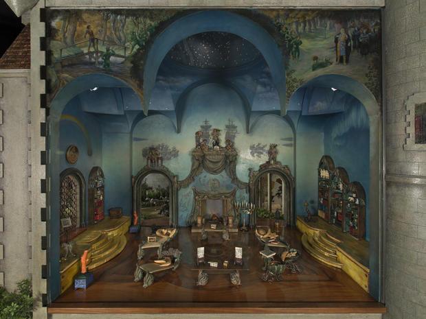 Colleen Moore - Colleen Moore U0026 39 S Fairy Castle