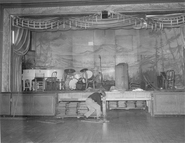 The Audubon Ballroom The Assassination Of Malcolm X In