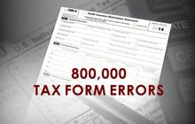 Obamacare registrants receive faulty tax data