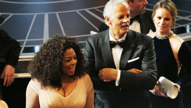 Winfrey opens up about never getting married to Stedman Graham