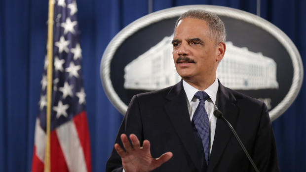 California Hires Eric Holder for Fight Against Trump