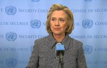 "Clinton: "" I did not email any classified material"""