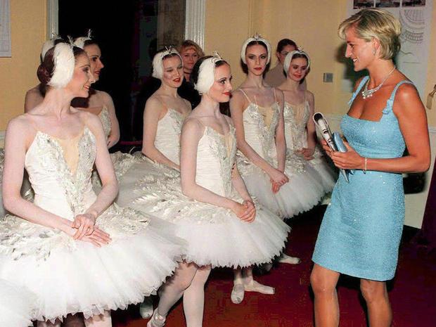Surveillance Cameras Princess Diana A Photo Album