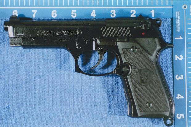 入侵者还装备了原本是支柱的枪,就像Brixia制造的那样。