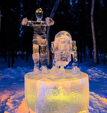 World Ice Art Championships 2015