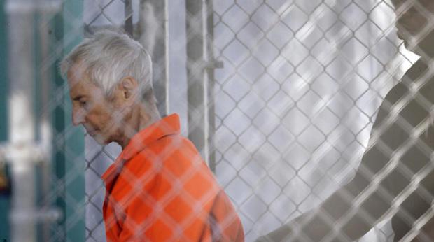 罗伯特·德斯特在2015年新奥尔良的传讯后