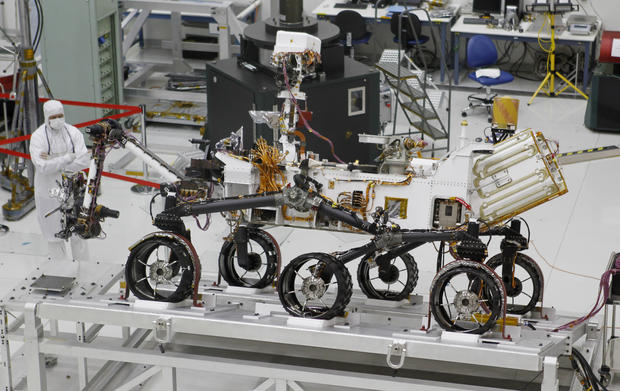 Hot Wheels 16 Fascinating Facts About Nasa S Mars Rovers