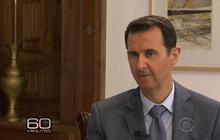 Charlie Rose interviews President Bashar al-Assad