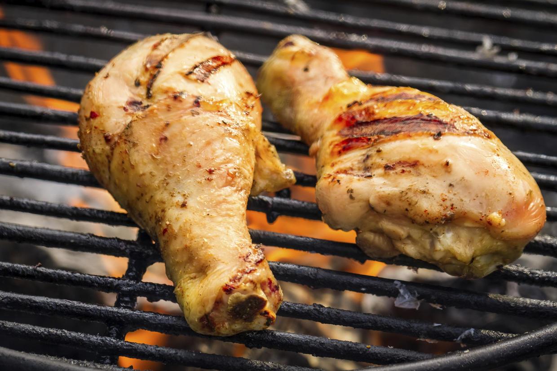 Филе куриное на мангале рецепты