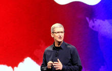"Apple CEO blasts Indiana's ""dangerous"" religious freedom law"